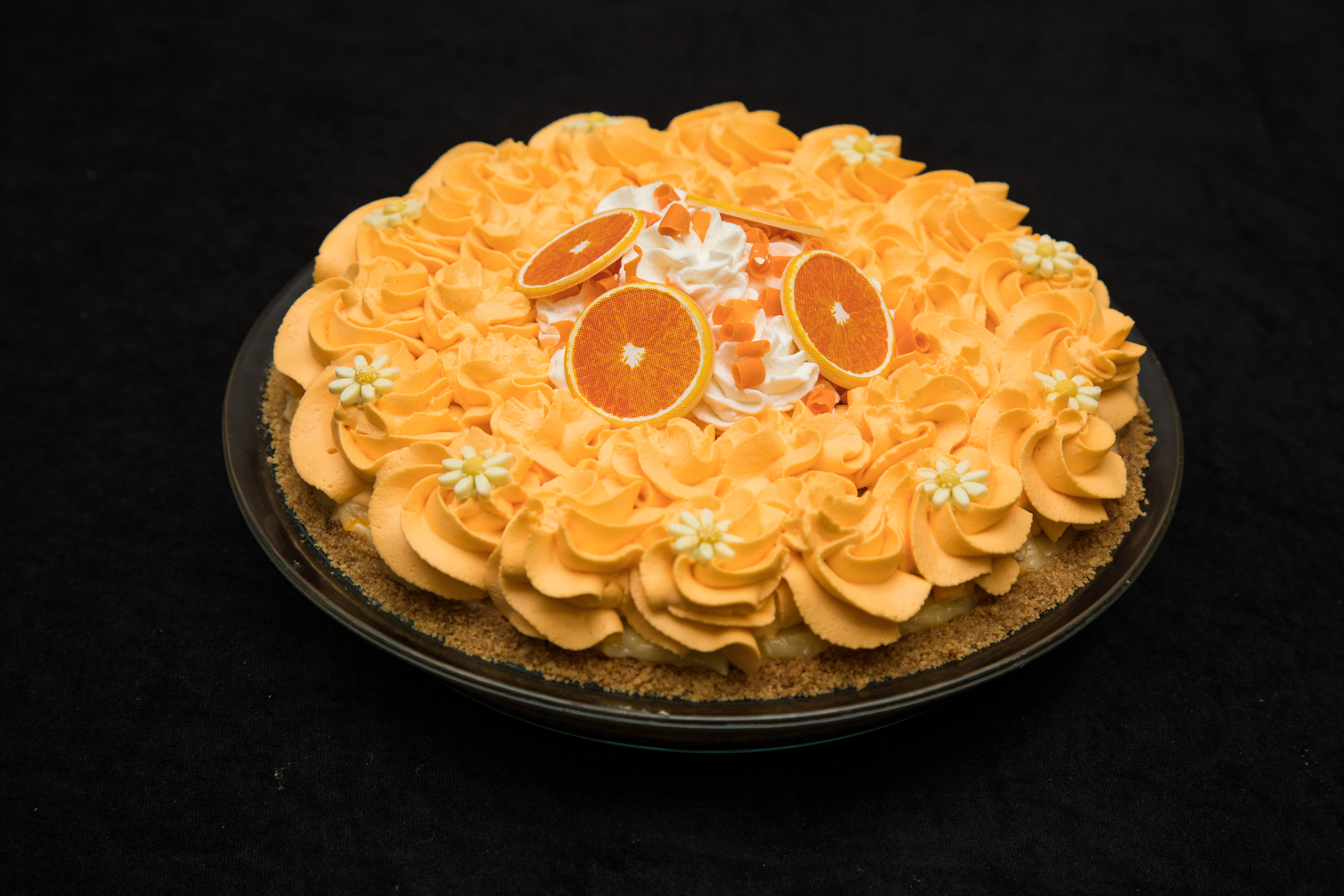 2019 1st Place Amateur Dobla, Dobla's Summer Sunset Pie, Rhonda Hull, Little Rock, AR