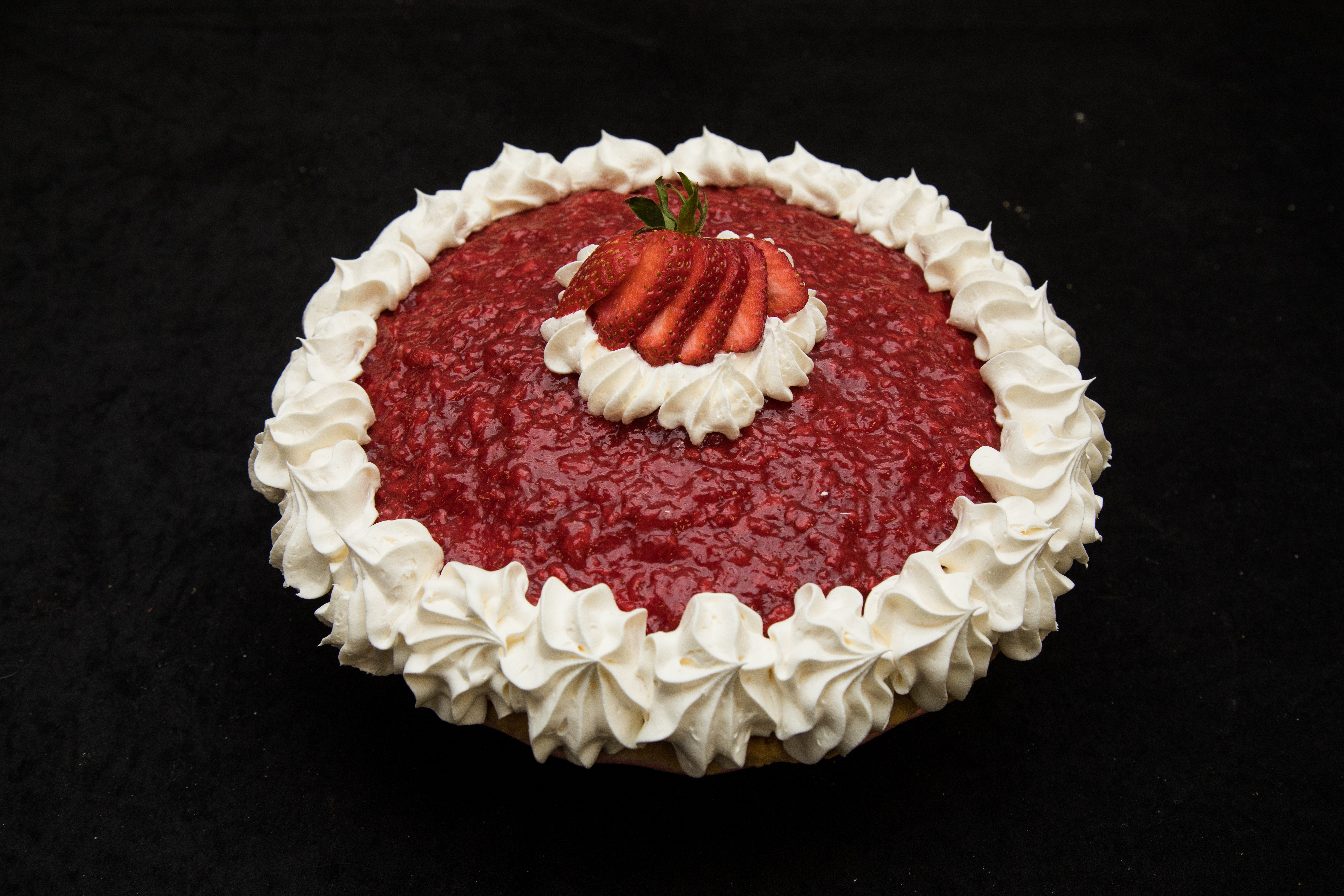 2019 1st Place Professional Comstock, Take Stock of your Strawberry Pie, Lisa Sparks, Atlanta, IN